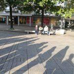 Auf dem Münsterplatz