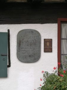 Eines der ältesten Wohnhäuser der Stadt
