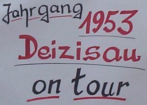 Jahrgang 1953 Deizisau on Tour